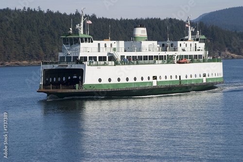 Cuadros en Lienzo washington state auto ferry