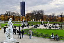Jardin Du Luxembourg 3