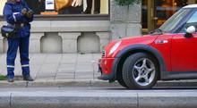 Mini Parking Ticket