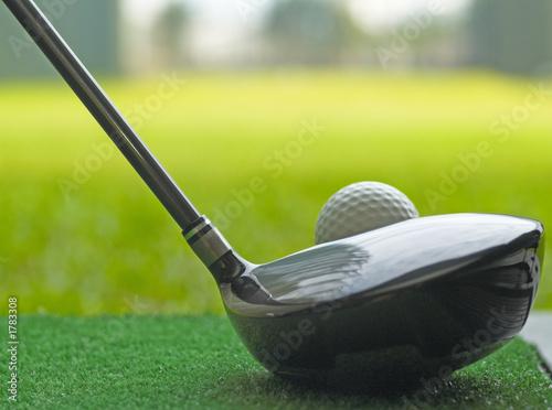 Montage in der Fensternische Golf golf