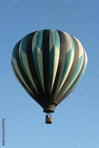 In de dag Ballon adventure