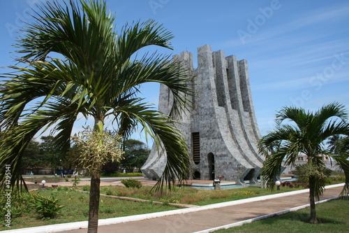 Photo kwame nkrumah memorial park