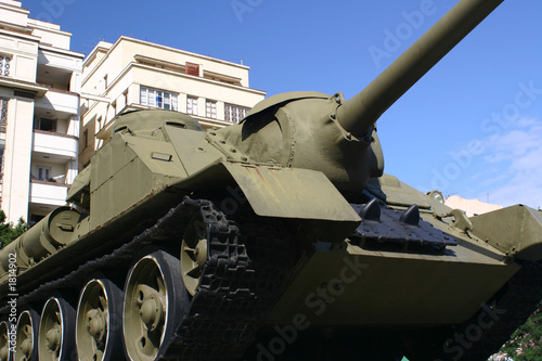 Fotografija  tank