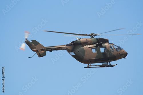 Türaufkleber Hubschrauber bk helicopter