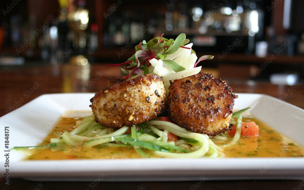 Fototapety, obrazy: gourmet food