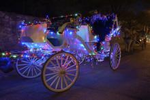 Carriage Ride Nite In Ole San Antonio