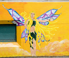 Fairy Graffiti