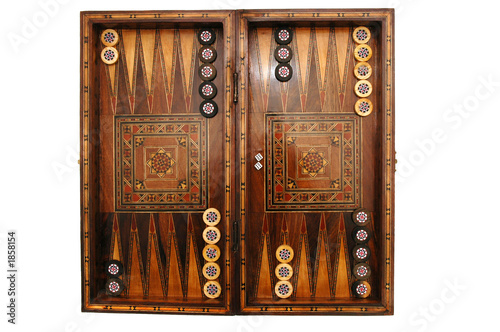 Fototapeta backgammon 3