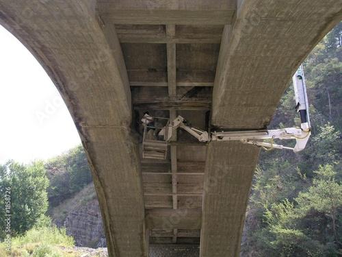 Poster Bridges visite de controle