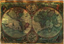 1611 Royalty Free Map