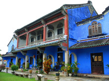 Chinese Blue Mansion