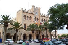 Elegant Town Hall