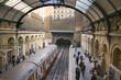 Leinwandbild Motiv london underground