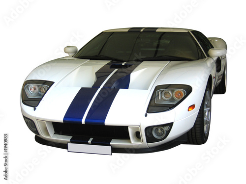 Photo ford gt