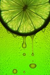 fototapeta sok cytrynowy