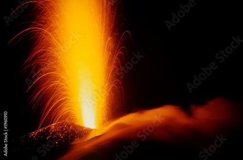 Staande foto Vulkaan pacaya 05