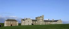 The Barracks At Pendennis Castle