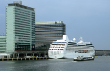 Cruise Ship Amsterdam
