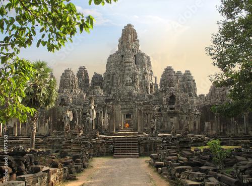Foto  Bajon-Tempel, Kambodscha