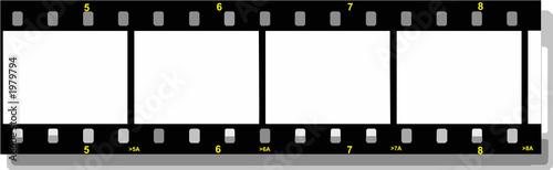film strip Canvas-taulu