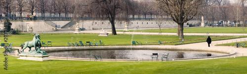 Photo  bassin tuileries