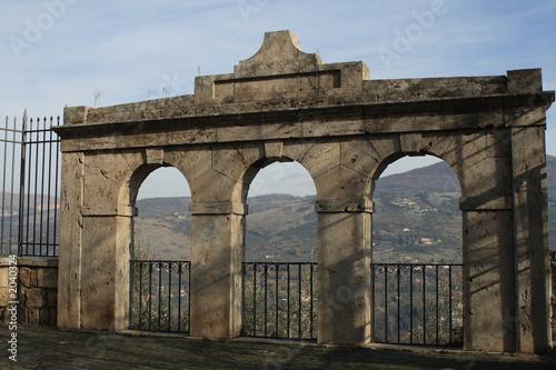 Fotografie, Obraz  archi cattedrale di anagni