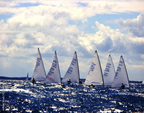 Fotografie, Obraz finn regatta