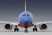 Southwest Airlines Airplane Wi...