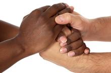 Handshake Between Races