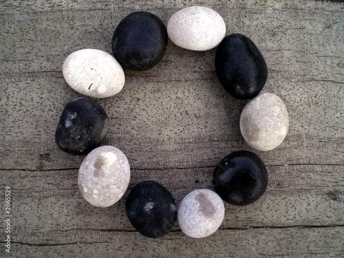 Akustikstoff - cercle de pierre