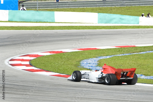 Deurstickers Snelle auto s a1 grand prix racing