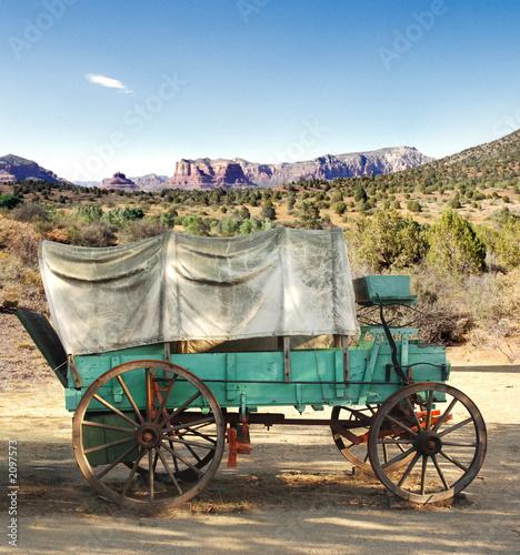 Pinturas sobre lienzo  conestoga wagon