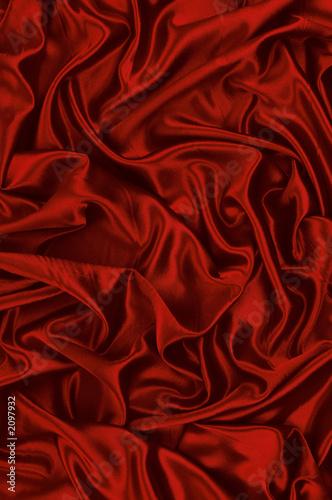 Fotografie, Tablou red satin background