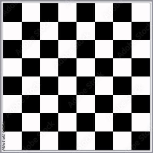 Naklejka na meble chess board
