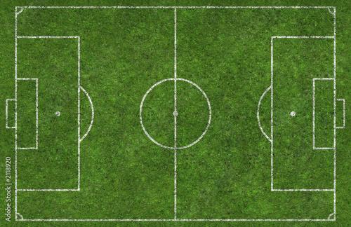 Fényképezés football pitch