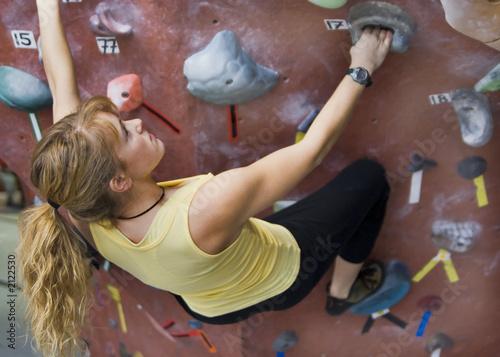 Fotografie, Obraz  khole rock climbing series a 42