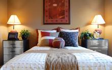 Sports Themed Bedroom Decor
