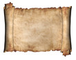 canvas print picture horizontal manuscript