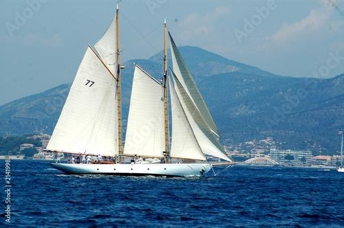Cadres-photo bureau Navire vele