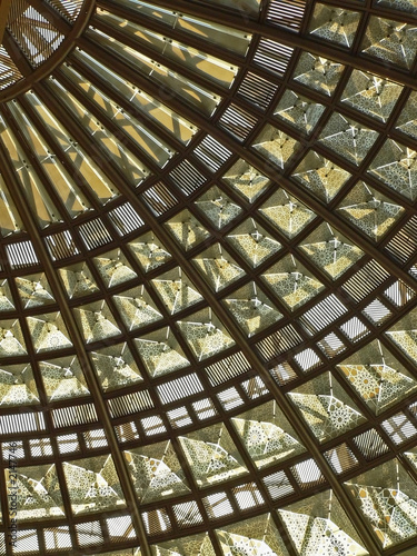 Photo domed roof