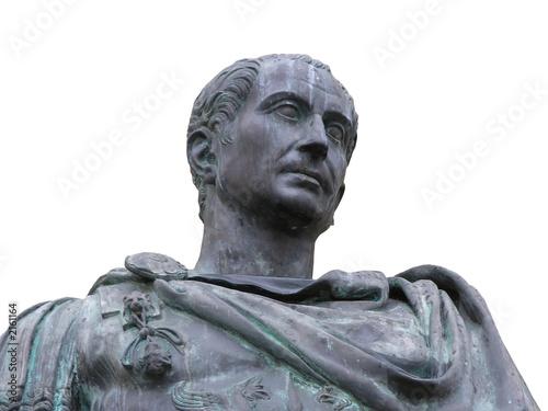 Fotografía  roman emperor julius caesar