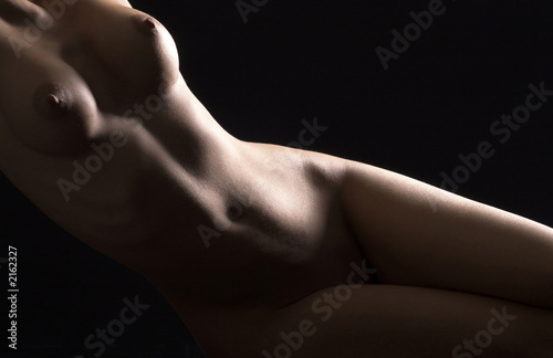 Photo  light on body