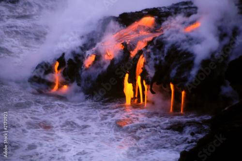 Staande foto Vulkaan kilauea 0105