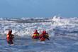 canvas print picture - coast guard