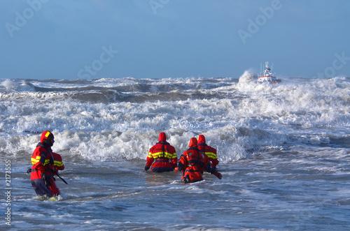 Obraz na plátně coast guard