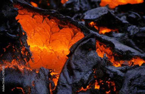 Staande foto Vulkaan kilauea 0283