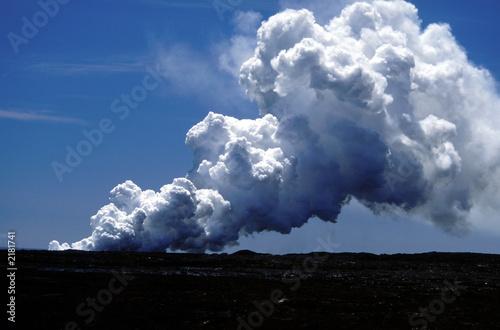 Poster Volcano kilauea 0672