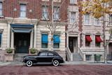 Fototapeta Nowy Jork - historic new york neighborhood linked to the mafia