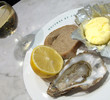 oysters as a starter