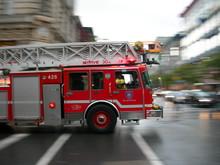 Pompier Truck